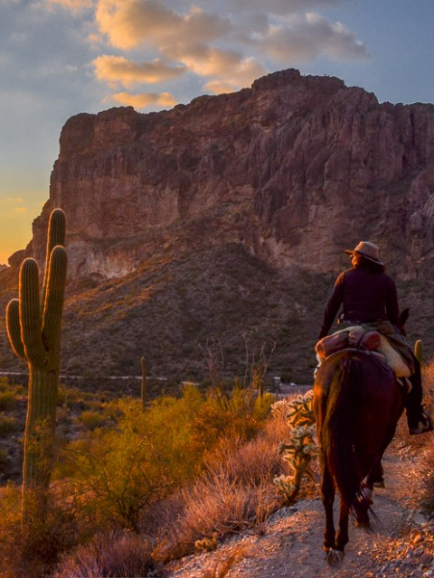 arizona trail riding