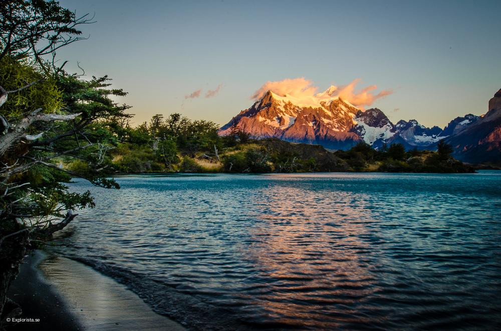 patagonia lago pehoe
